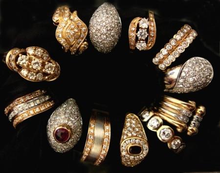 Diamantschmuck  Juwelier Ruby Aurelia - Schmuck in Fürstenfeldbruck - Diamantschmuck